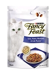 Fancy Feast Adult Cat Food Tuna Prawn Mackerel & Crab